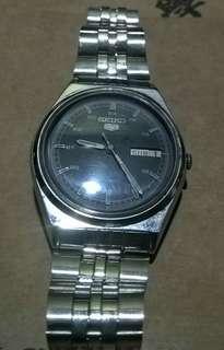 Oldskool Seiko 5 watch Auto 6309