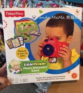 Fisher Price玩具相機
