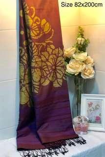 🚚 Thai Silk Shawl