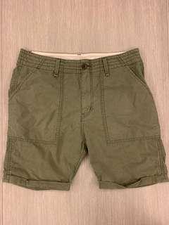 Neighborhood Baker Shorts Olive Wtaps