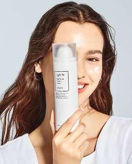 COSRX Real water toner to Cream 130ml
