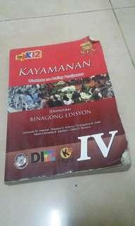 Kayamanan Workteks sa Araling Panlipunan - Ekonomiks book