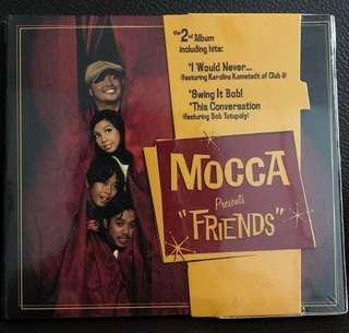 CD Mocca - Friends