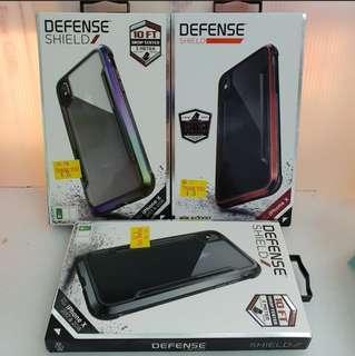 Xdoria Defense Shield - iPhone XS