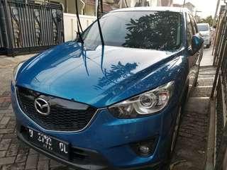 Jual Mazda CX 5 tahun 2012, tipe 2.0 GT ring 19