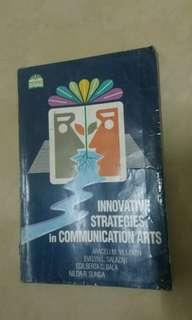 Innovative Strategies in Communication Arts book by Phoenix Publishing House