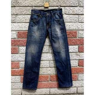 🚚 Levis 504 二手牛仔褲- 正品 日版-(levis 00504-0178)-W30