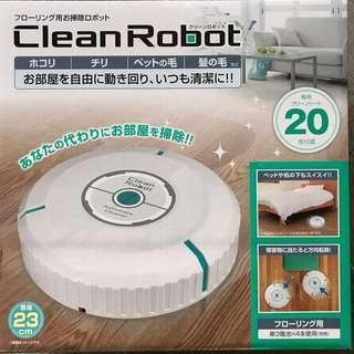 Clean Robot 全智能 掃地機器人