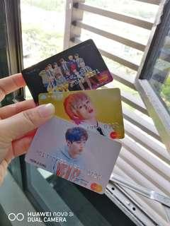 🚚 Pvc card