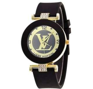 Louis Vuitton Style Watch