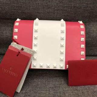 100% new Valentino bag