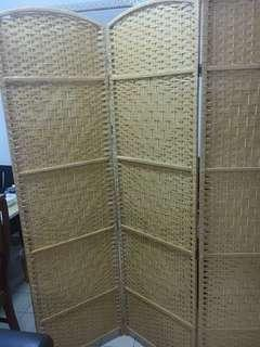 Folding Screen.  Self collection only