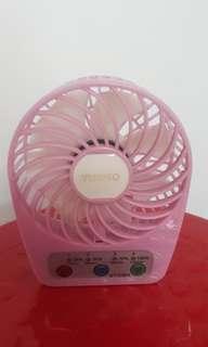 Portable mini fan (Yubiso)
