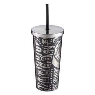[星巴克]Pattern R不鏽鋼Togo冷水杯