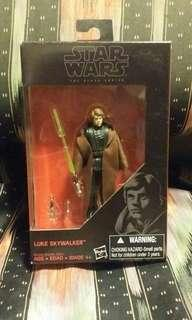 "Star Wars 3.75"" Luke Skywalker (The Black Series)"