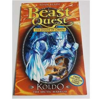 Beast Quest - The Shade of Death (Used)