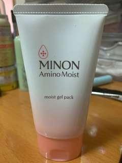 Minion moist gel pack