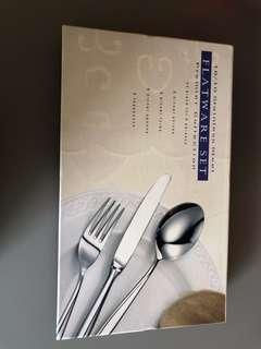 18/10 Stainless Steel Flatware Set Premier Collection
