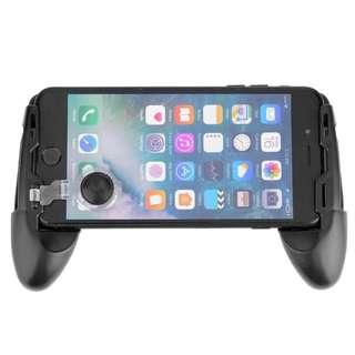 3 in 1 Universal Game Joystick Controller/ Mini Joystick Grip/Stand Bracket for 4.7-7in Phone