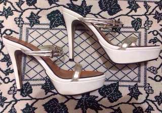 8a452d016154d5 White Wedding Shoes   Used but Clean and Still Looking New (Classic