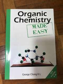 ORGANIC CHEMISTRY GUIDE BOOK
