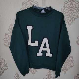 Sweater LA H&M Divided