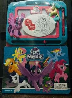 My little pony the movie - Magnetic Drawing kit