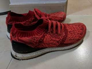 🚚 Adidas Ultra Boost Uncaged Red