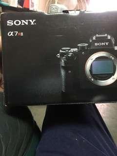 🚚 Sony a7r2 a7rii
