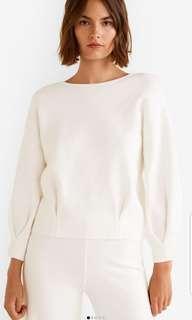 Mango Organic Cotton Sweater