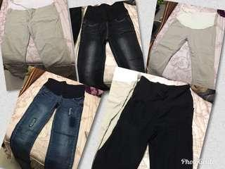 🚚 二手孕婦褲👖