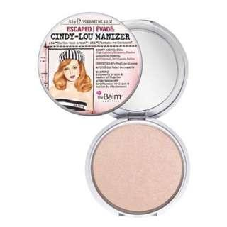 The Balm Cindy Lou Manizer Highlighter