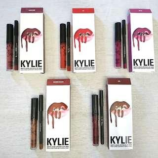 Kylie Cosmetics Matte Lip Kit