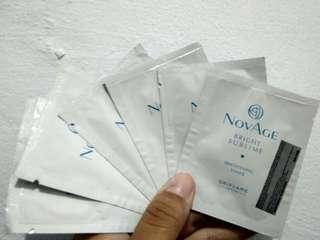 Oriflame skin care travel pack