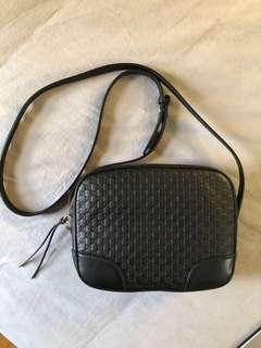 Gucci Leather Cross Body