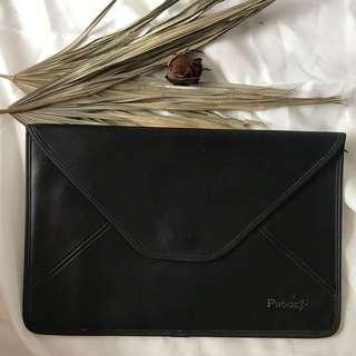 PROGEZ black pouch