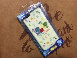 Disney迪士尼限定精品iPhone6夜光手機殼手機套