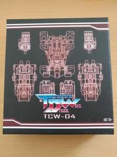 TDW 計算王 (UW-04) 配件 (不連主體) TCW-04