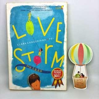 Love Storm by Clara Canceriana & Fei