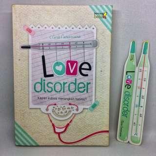 Love Disorder by Clara Canceriana