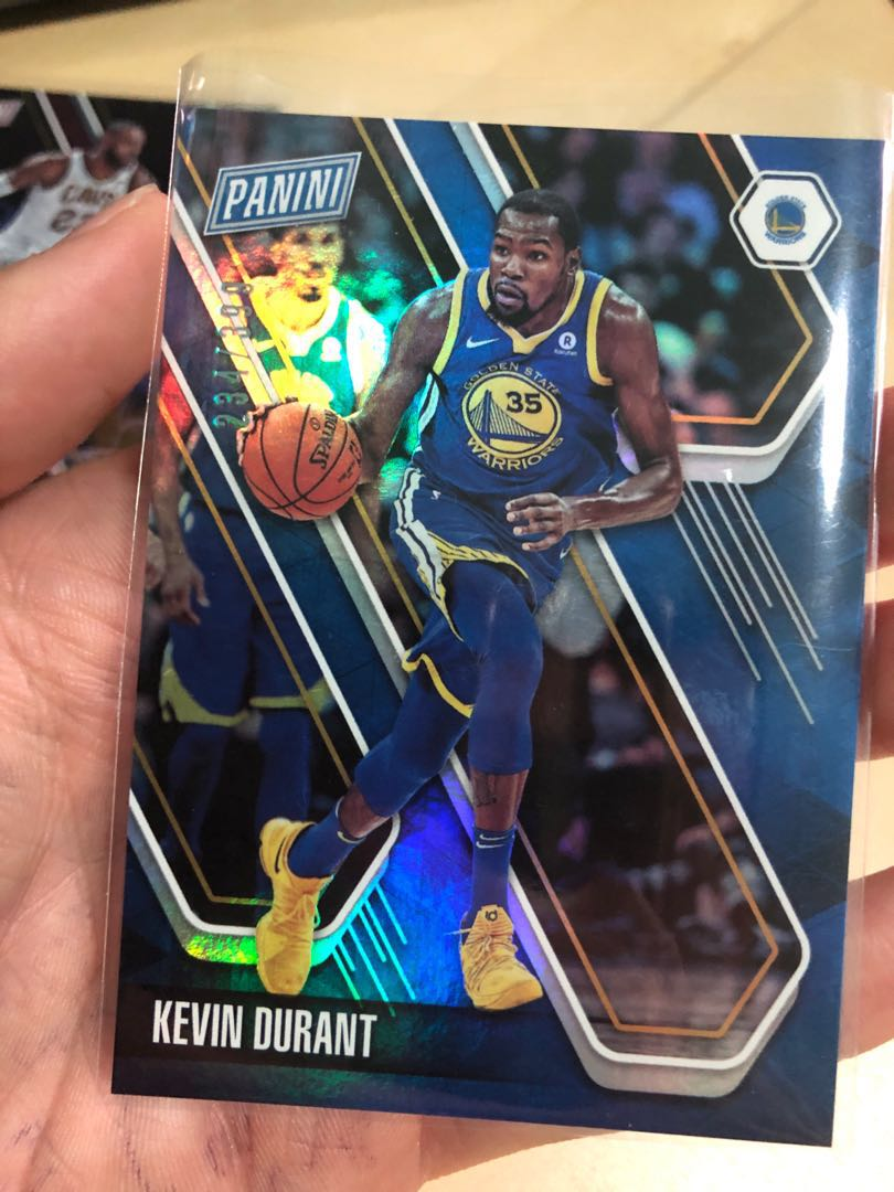 the latest d1f2f d7019 #234/399 Panini 2018 Cyber Monday - Kevin Durant
