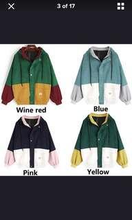 Codroy jacket