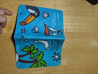 🚚 韓國 可愛海洋護照夾
