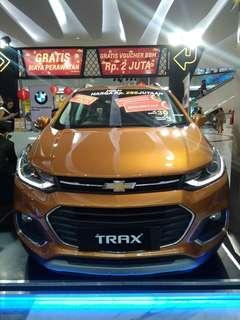 All New Chevrolet Trax 1.4L Turbo Premier