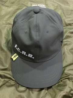 F.C.REAL BRISTOL TEAM CAP 六片帽 軍綠 FCRB