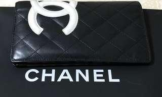 🚚 Authentic Chanel Cambon Long wallet