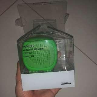 Mini Speaker merk MINISO