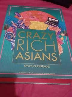 Crazy rich asian limited edition make up
