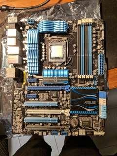 🚚 i5-3570K with P8P67 Deluxe Motherboard