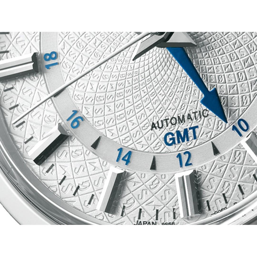 佐敦門市 現金98折 現貨 100% 全新 精工 GS Grand Seiko Elegance Collection SBGM235 Automatic GMT 9S Mechanical 20th Anniversary Limited Edition of 1,000 pieces 兩年保養